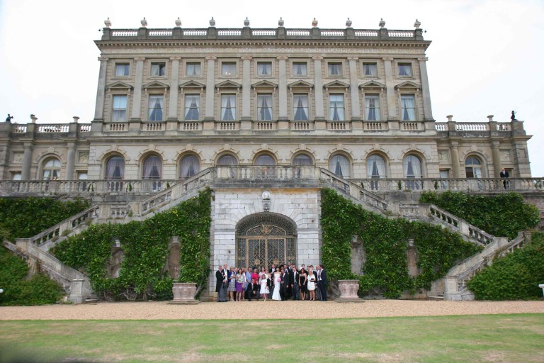 Cliveden wedding